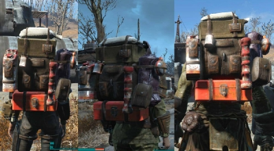 Fallout 4 — Рюкзак снабженца | Fallout 4 моды