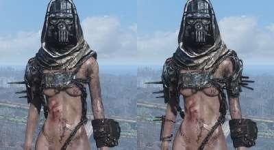 Fallout 3 секс броня