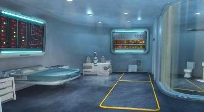 Fallout 4 — Безопасный дом Института | Fallout 4 моды