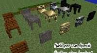 Minecraft — FancyPack / Пак декораций для 1.7.10 | Minecraft моды