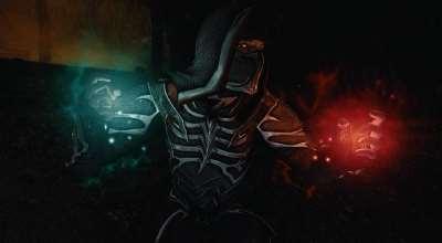 Skyrim — Улучшенные эффекты заклинаний школы Иллюзии | Skyrim моды
