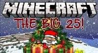 Minecraft 1.7.4 — The Big 25 (Новогодняя карта!)