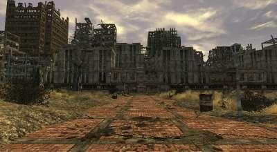 Fallout NV — Город искателей (City of Adventurers) | Fallout New Vegas моды