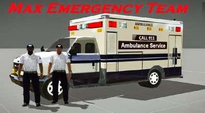 Arma 3 — Max Emergency Team | Arma 3 моды