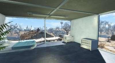Fallout 4 — Расширение системы строительства | Fallout 4 моды
