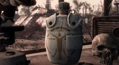 Fallout 4 — Фляги для воды | Fallout 4 моды