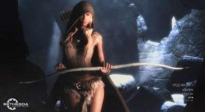 Skyrim — Сборка модов, брони и анимации | Skyrim моды