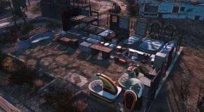 Fallout 4 — Больше объектов для поселений | Fallout 4 моды