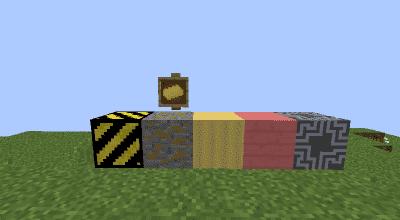 Minecraft — Adcancescenery v0.0.1 | Minecraft моды