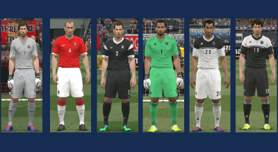 PES 2016 — Новая форма Классических команд (Classic Teams Kit Pes 2016 by Mt Games) | Pro Evolution Soccer моды