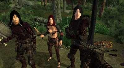 Oblivion — Огромное расширение для компаньонов (CM Partners Mod) | Oblivion моды
