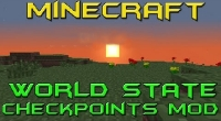 Minecraft — Чекпоинты для 1.7.10/1.7.2/1.6.4/1.6.2/1.5.2 | Minecraft моды
