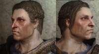 Skyrim — Реалистичные текстуры кожи для мужчин   Skyrim моды