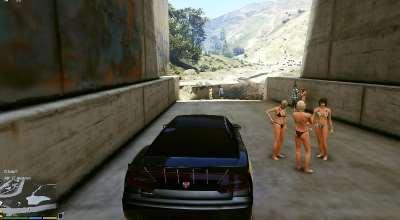 GTA 5 — Мирное окружение (Relationships) | GTA 5 моды