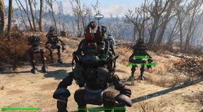 Fallout 4 — Автоматроны — бесконечное количество спутников | Fallout 4 моды