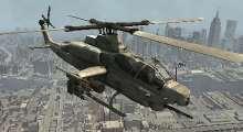 GTA 4 — Вертолетные бои | GTA 4 моды