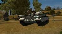 World Of Tanks — Ремоделинг танка тип 59 под тип 59D | World Of Tanks моды