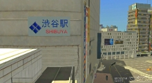 GTA 4 — дрифт трасса Shibuya | GTA 4 моды
