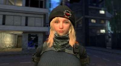 Garrys mod — CSO2 Helga playermodel/NPC UNCENSORED + Fixed edition