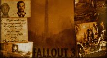 Fallout 3 — Новые красивые изображения главного меню | Fallout 3 моды