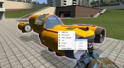 Как установить моды на garrys mod 13 оружие машины.