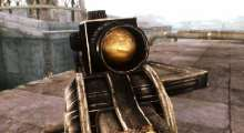 Fallout NV — HD винтовка Гаусса | Fallout New Vegas моды