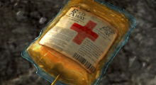 Fallout NV — Классический Антирадин | Fallout New Vegas моды