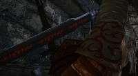 Ведьмак 2 — кровавые руны для меча | The Witcher 2 моды