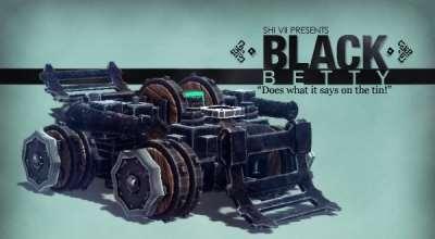 Besiege — Универсальная «Black Betty» | Besiege моды