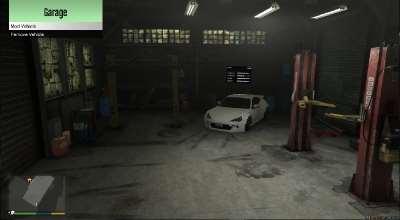 GTA 5 — Гараж в стиле Need For Speed (Need For Speed Garage) | GTA 5 моды