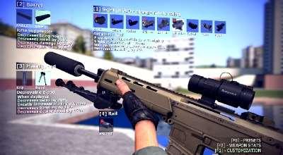 Garry's Mod 13 — Кастомизируемое оружие Extra 2.0 | Garrys mod моды