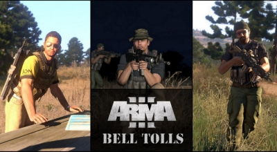 Arma 3 — Bell Tolls (Кампания) | Arma 3 моды