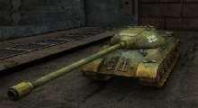 World Of Tanks 0.8.6 — Шкурка для ИС-3 by Twik | World Of Tanks моды
