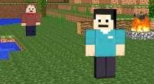 Minecraft дебютировала в новом эпизоде Южного Парка