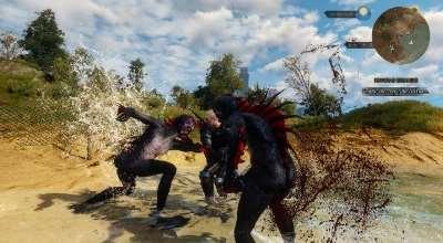 The Witcher 3 — Кровь | The Witcher 3 моды
