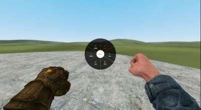 Garrys mod — Перчатка бесконечности из Войны Бесконечности