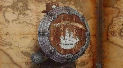 Skyrim — Броня Восточной Имперской Торговой Компании / East Empire Trading Company Armor