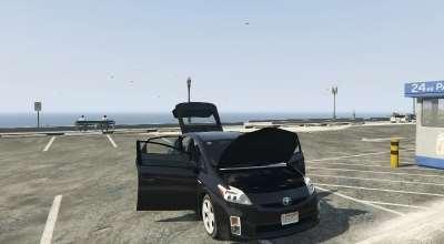 GTA 5 — Toyota Prius | GTA 5 моды
