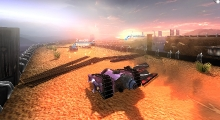 3D ремейк Rock n' Roll Racing