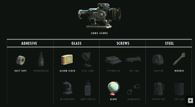 Fallout 4 — 1000 ед. ингредиентов для крафта, и патрон + все хар-ки | Fallout 4 моды