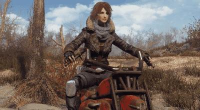 Fallout 4 — Мотоцикл для вас и вашего спутника | Fallout 4 моды