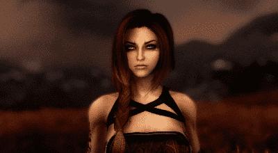Skyrim — Компаньонка Елена | Skyrim моды
