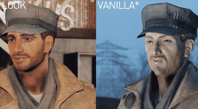 Fallout 4 — Реплейсер лиц компаньонов и НПЦ | Fallout 4 моды