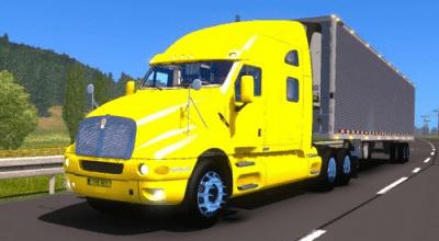 ETS 2 — Kenworth T2000 | ETS2 моды