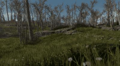 Fallout 4 — Улучшенная трава | Fallout 4 моды