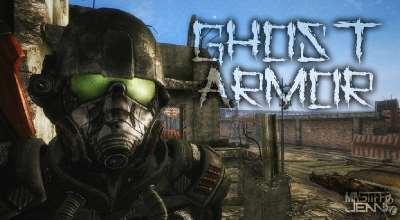 Fallout: New Vegas — Российская броня Призрак | Fallout New Vegas моды