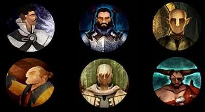 DA: Inquisition — Реплейсер Портретов | Dragon Age моды