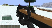 Minecraft — 3D оружие для 1.7.10/1.7.2/1.5.2 | Minecraft моды