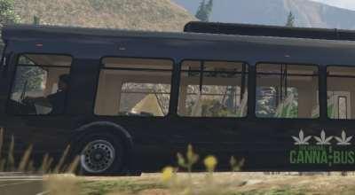 GTA 5 — «Каннабус» (Canna-Bus)   GTA 5 моды