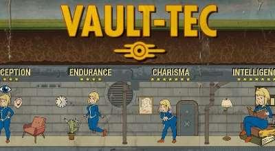 Fallout 4 — Волт-Гёрл вместо Волт-Боя в древе перков | Fallout 4 моды